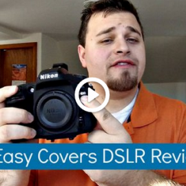 easyCover review for D610