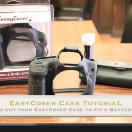 easyCover battery grip tutorial