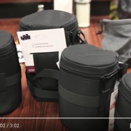 easyCover lens bags - ultimate protection for DSLR