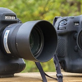 easyCover review for Nikon D4